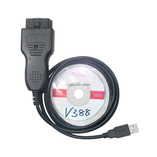 PIN Reader 3.9 Tacho Diagnose interface ODB Audi VW CAN COMMANDER 5.5