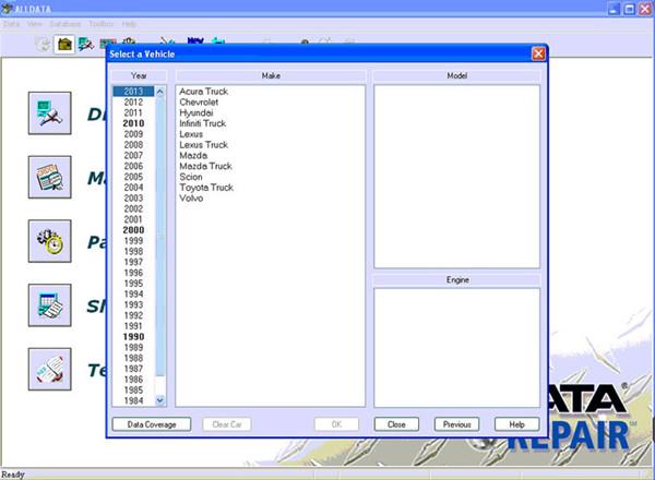 software autodata 2006
